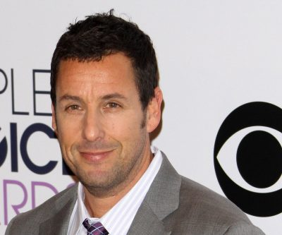 Adam Sandler Haircut