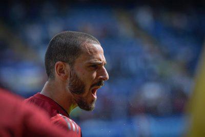 Leonardo Bonucci Haircut