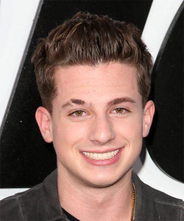 Charlie Puth Haircut