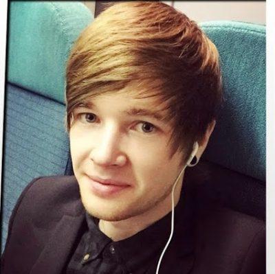 Daniel Middleton Hairstyle