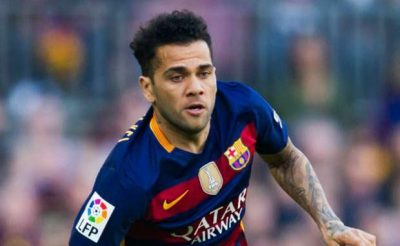 Dani Alves Hairstyle