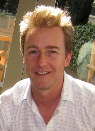 Edward Norton Haircut