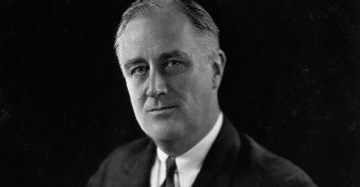 Franklin D. Roosevelt Haircut