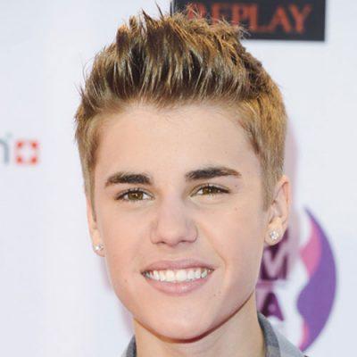 Justin Bieber hairstyle