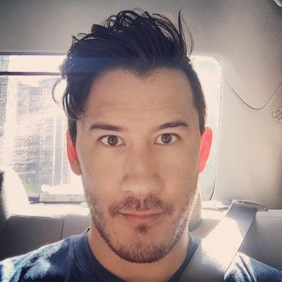 Markiplier Hairstyle