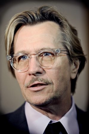 Gary Oldman Haircut