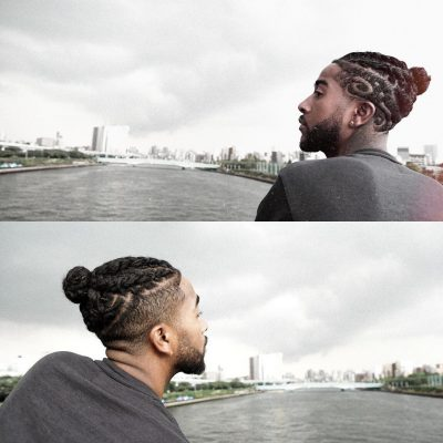 Omarion  New Hairstyle