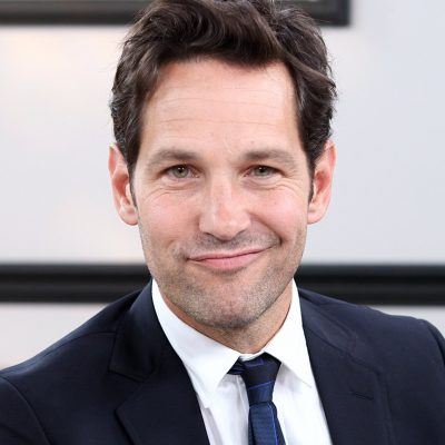 Paul Rudd Haircut