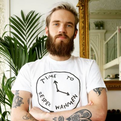 PewDiePie Hairstyle