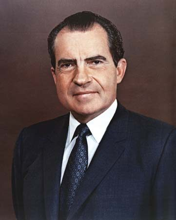 Richard Nixon Haircut