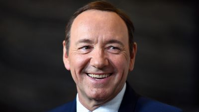 Kevin Spacey Haircut