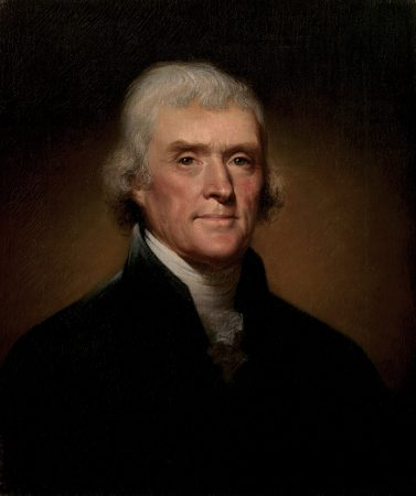 Thomas Jefferson Haircut