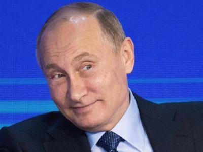 Vladimir Putin Haircut