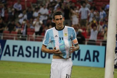 Angel Di Maria Haircut