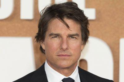 Tom Cruise Haircut
