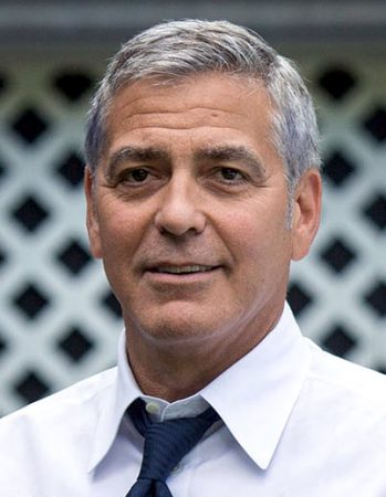 George Clooney Haircut