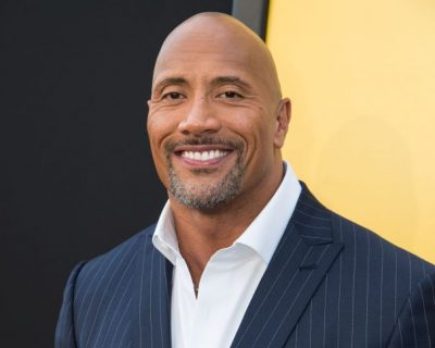 Dwayne Johnson Haircut