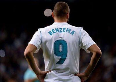 Karim Benzema Haircut