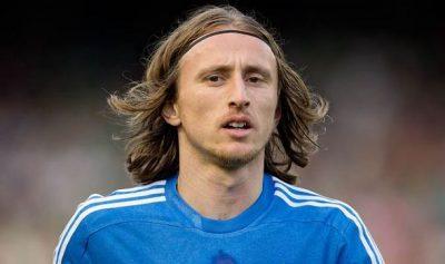 Luka Modrić Hairstyle