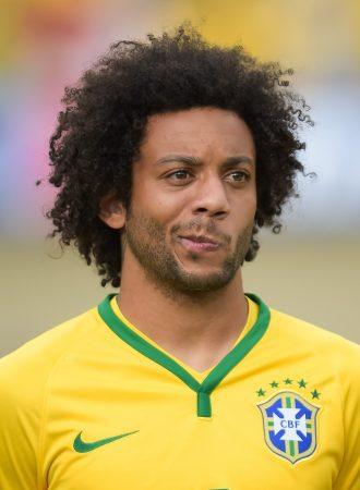 Marcelo Vieira Hairstyle