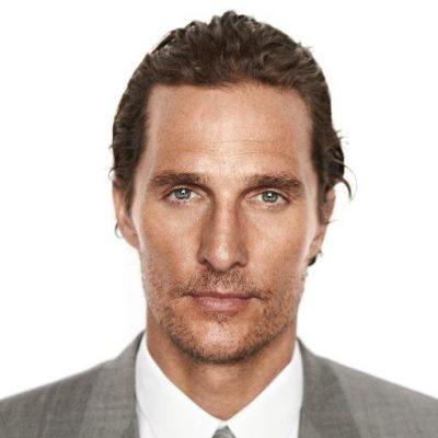 Matthew McConaughey Haircut