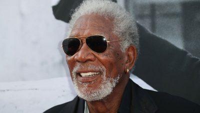 Morgan Freeman Haircut
