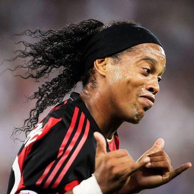 Ronaldinho Hairstyle