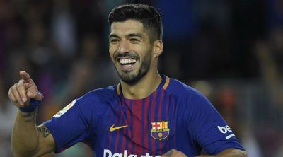 Luis Suarez Haircut