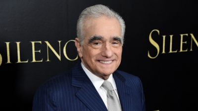Martin Scorsese Haircut