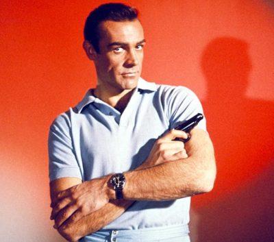 Sean Connery Haircut