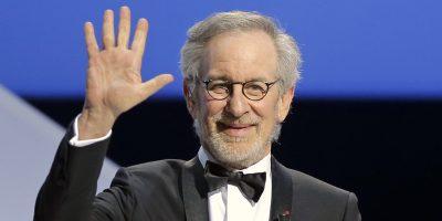 Steven Spielberg Haircut