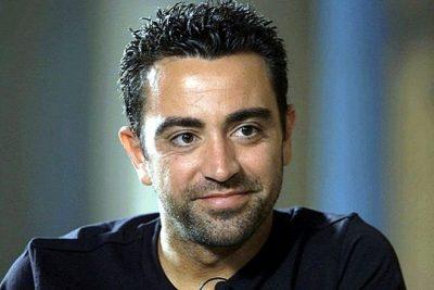 Xavi Haircut