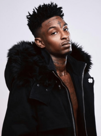 21 Savage Hairstyle