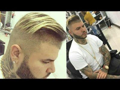 Farruko Haircut