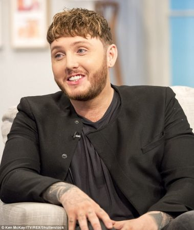 James Arthur Haircut