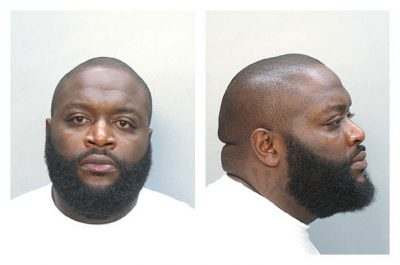 Rick Ross Haircut
