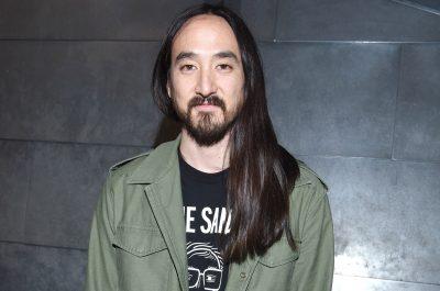 Steve Aoki Hairstyle