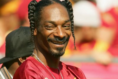 Snoop Dogg Hairstyle