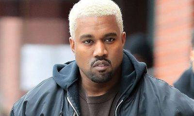 Kanye West Hairstyle
