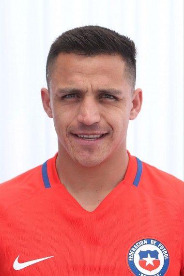Alexis Sanchez Haircut