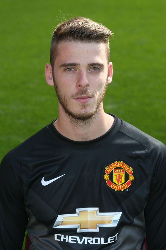 David De Gea Haircut