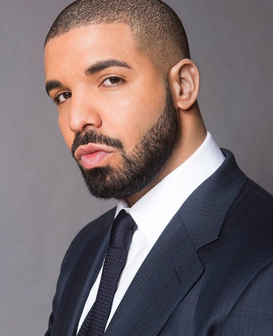 The drake haircut achieving drake s best looks men 39 s for Thedrake