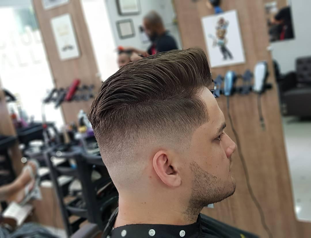 Fade Haircut