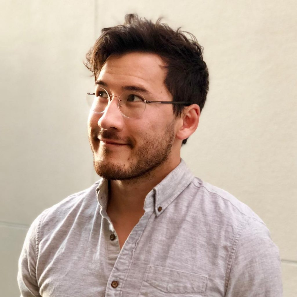 Markiplier New Haircut