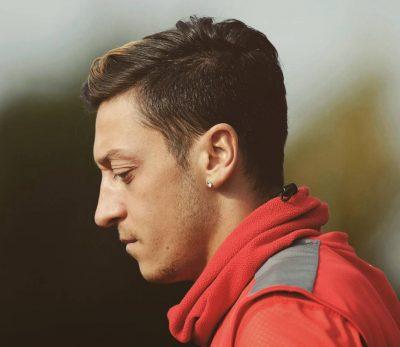 Mesut Ozil Haircut