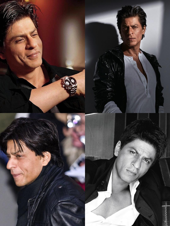 Shah Rukh Khan Wind Swept Long Hairstyle Men S Hairstyles