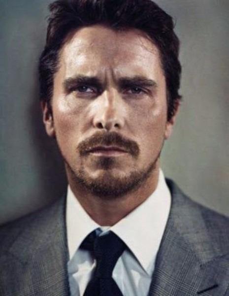 The Christian Bale Basic Mustache