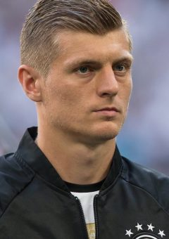 Toni Kroos Haircut