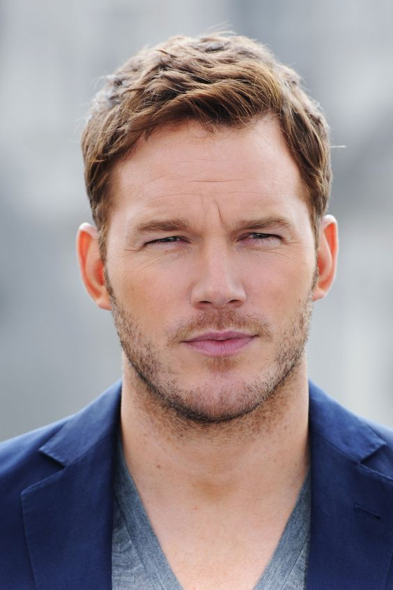 Chris Pratt Textured Short Hairstyle