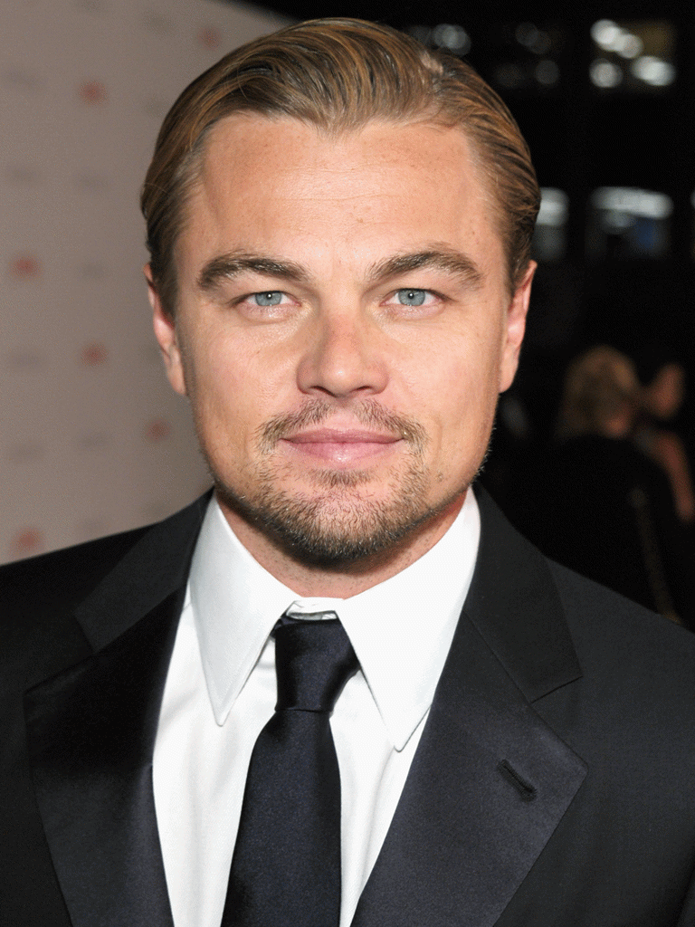 Leonardo DiCaprio Short Hairstyles